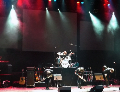 CD AND BRANSON NEW BEATLES TRIBUTE OPENING DAY!