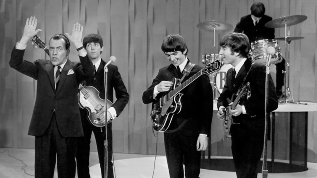 Beatles Ed Sullivan Show